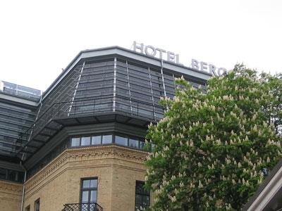 Hotel Bergs, Riga